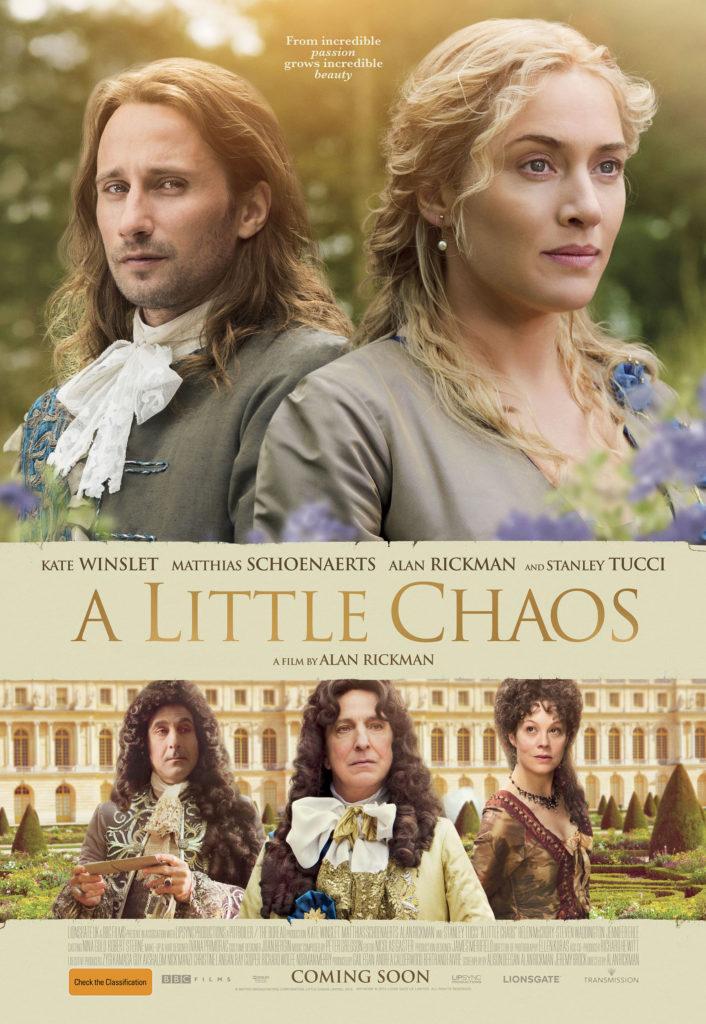 A Little Chaos di Alan Rickman – con la Winslet si vince facile