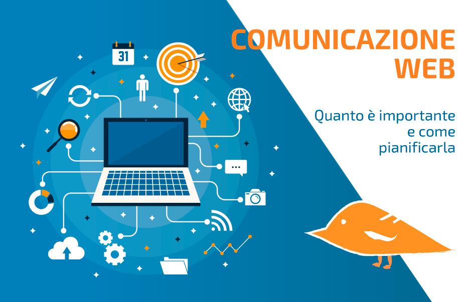 comunicazione web e web marketing